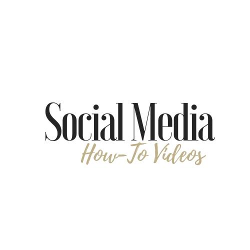 Century 21 National Training Academy – Social Media How-To Videos