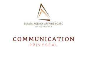 Century 21 National Training Academy South Africa  Communication from the EAAB – Privyseal  2017