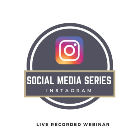 Social Media Series – Instagram
