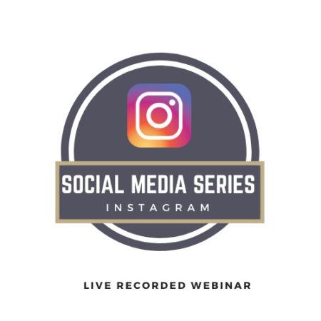 Social Media Series – Instagram