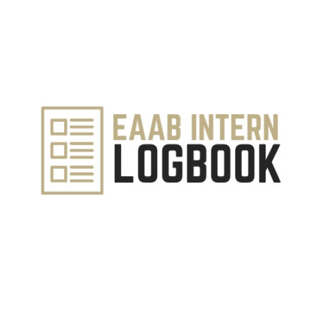 EAAB Intern Logbook