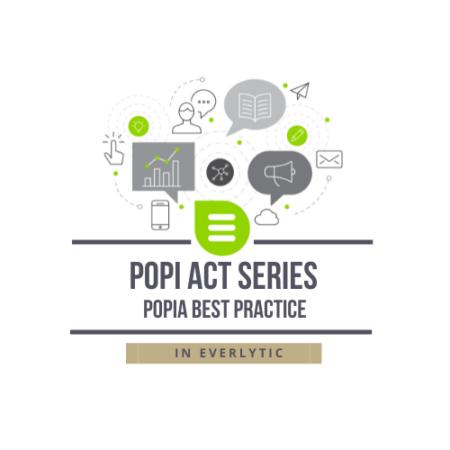 POPI ACT Series – POPIA Best Practice in Everlytic