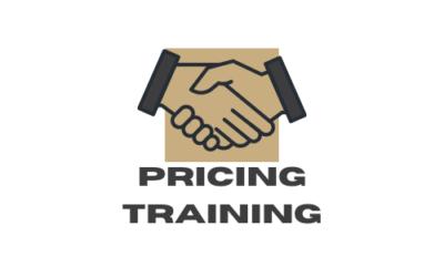 Pricing Training